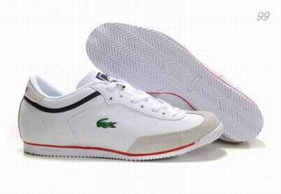 Lacoste Homme Basket chaussure Lacets chaussure Sans rCWdQxoBe